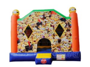 Minions Inflatable Jumping Castle Chb742 pictures & photos
