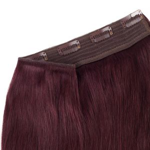 100% Human Hair Hollywood Volume Clip in Hair Extensions pictures & photos