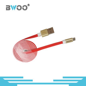 Best-Selling Colorful Data Transmission USB Cable pictures & photos