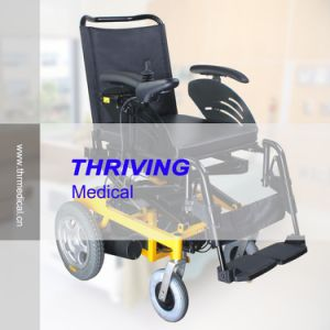Height Adjustable Electric Wheelchair (THR-FP124) pictures & photos