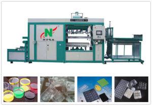 Ce Standard Good Quality Vacuum Forming Plastic Cup Lids Making Machine