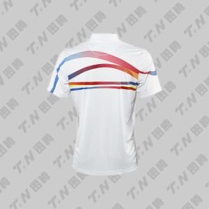 Wholesale Sumblimation High Quality Polo Shirts pictures & photos