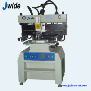 PCB Stencil Printing Machine with Panasonic PLC pictures & photos