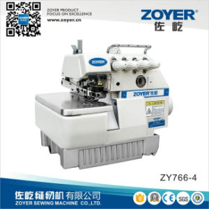 Zoyer Siruba Super High Speed Overlock Sewing Machine (ZY766-4F) pictures & photos