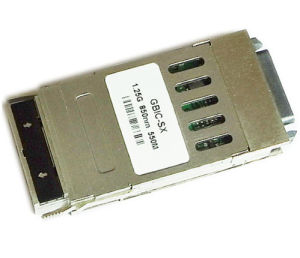 3rd Party GBIC-Sx Fiber Optic Transceiver Compatible with Cisco Switches pictures & photos