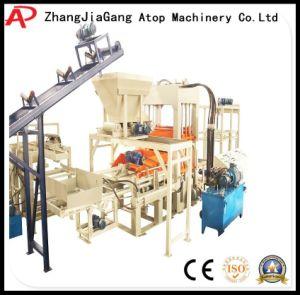 Automatic Concrete Block Machine/Brick Machine/Block Making Machine pictures & photos