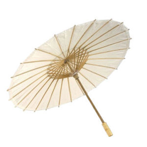Straight Outdoor Custom Oil Paper Umbrella (BR-ST-196) pictures & photos