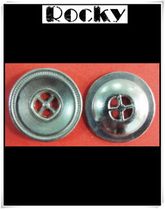 Alloy Button Metal Shank Button for Garment pictures & photos