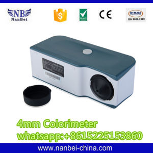 Digital Colorimeter for Color Analysis pictures & photos