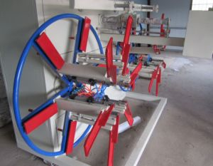 Single-Wall PVC PP PE PA Pipe Corrugator pictures & photos