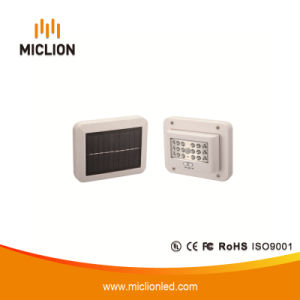 0.6W Ni-MH IP65 LED Solar Lighting with CE pictures & photos