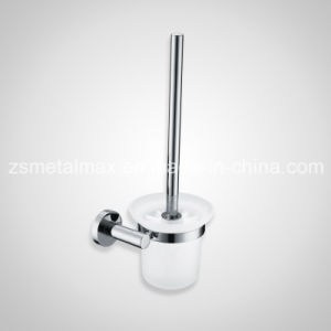 Stainless Steel Bathroom Wall Mounted Toilet Brush Holder (ST001) pictures & photos