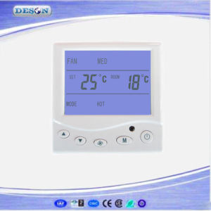 Compact LCD Display Digital Room WiFi Thermostat for Air-Condition WiFi-Ds-9A pictures & photos