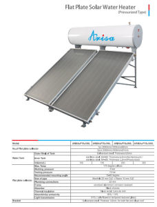 Pressurized Solar Water Heater pictures & photos