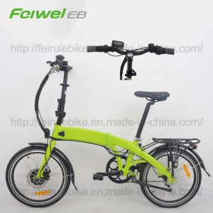 "20"" Built-in Frame Folding Electric Bike (TDN14Z) pictures & photos"