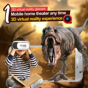 High Quality 3D Vr Box Virtual Reality Glasses for Smartphone pictures & photos