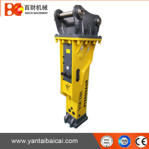 Excavator Spare Parts 75mm Chisel Hydraulic Hammer with Ce ISO pictures & photos