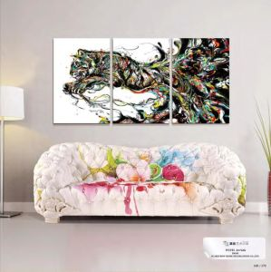Modern Promotional Picture Modern Art Canvas Oil Painting pictures & photos
