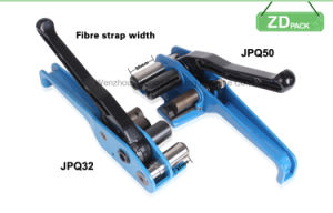 Heavy Duty Woven Cord/ Composit/ Fiber Cord Strapping Tool 2′′ (JPQ50) pictures & photos