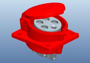 3051601 Industrial socket pictures & photos