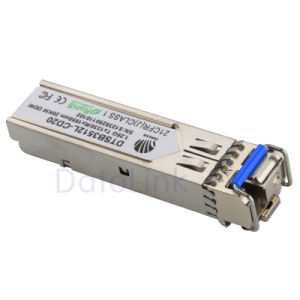 SFP Bidi 1.25g 1310/1490nm 20km Transceiver pictures & photos