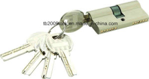 High Quality Computer Key Lock Cylinder/ Cylinder Lock pictures & photos