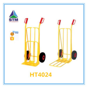 Hand Pull Trolley Size pictures & photos