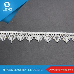 New Lace for Polyester Lace/Chemical Lace pictures & photos