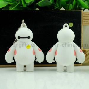 3D Soft PVC Rubber Key Chain pictures & photos