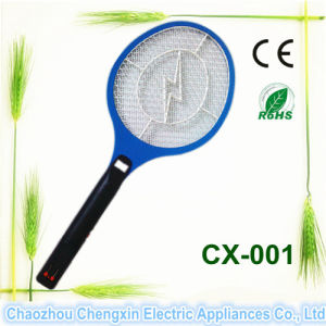 Good Quelity Fly Swatters Sale Electric Mosquito Killer Racket pictures & photos