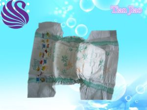 Blue Core Disposable Super-Care Baby Nappy pictures & photos