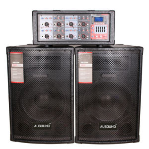Consola Potenciada 8CH with 15inch Speaker pictures & photos