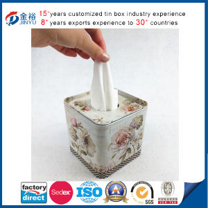 Wholesale Square Shaped Tissue Box pictures & photos