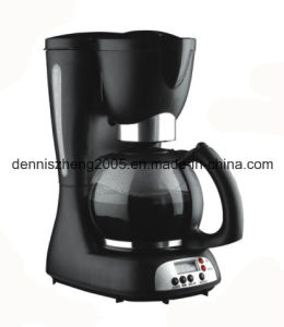 Electric Drip Programmable Digital 12-Cup Coffee Maker pictures & photos