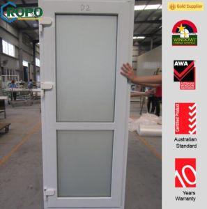 House Front Door, PVC Entry Glass Door pictures & photos