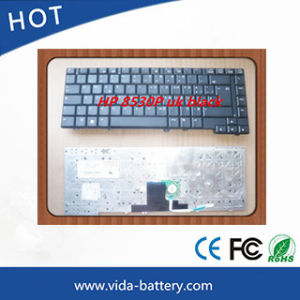 Laptop Keyboard for HP Compaq 8530p 8530W 495042-001 Series Us Keyboard pictures & photos