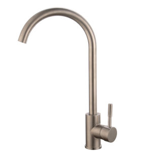 Contemporary Stainless Steel Kitchen Faucet pictures & photos