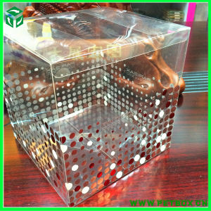 Plastic Gift Craft Clear PVC Sheet Box pictures & photos