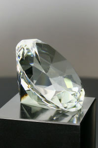 Gem Award on Marble Base (#3440, #3439) pictures & photos