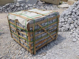 G341 Granite Kerbstone/Cubestone for Project pictures & photos