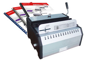 Electronic Functional Binding Machine (WD-8988A3) pictures & photos