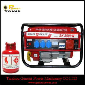 for Wholesale China 2kw Elemax Liquefied Petroleum Gas Generator (ZH2500LPEM) pictures & photos