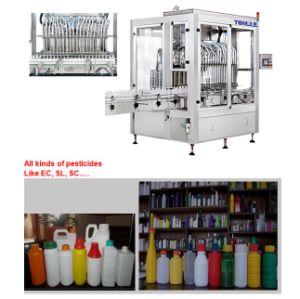 Liquid Pesticide Piston Filling Machine