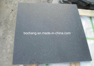 G684 Honed Black Granite Tile for Wall pictures & photos