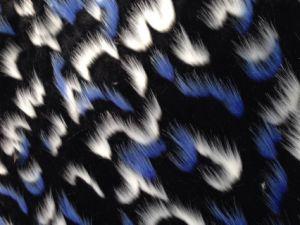 Jacquard Fabric, Fake Fur, High Plush pictures & photos