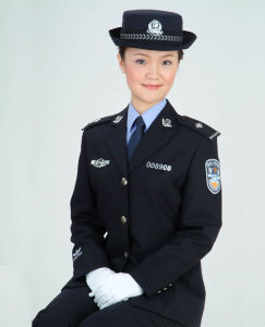 High Qiality Police Uniform for Women (UFM130163) pictures & photos