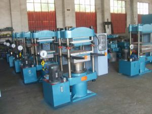 Xlb-Dq 400*400*2 Plate Vulcanizing Press Machine pictures & photos