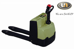 Electric Pallet Truck 1.5T pictures & photos