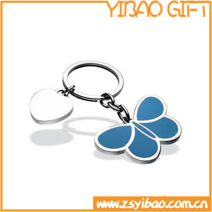 Custom Logo Metal Keychain for Advertising Gift (YB-k-033) pictures & photos