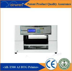 Digital Inkjet Plate Type T Shirt Printing Machine Ar-T500 Printer pictures & photos